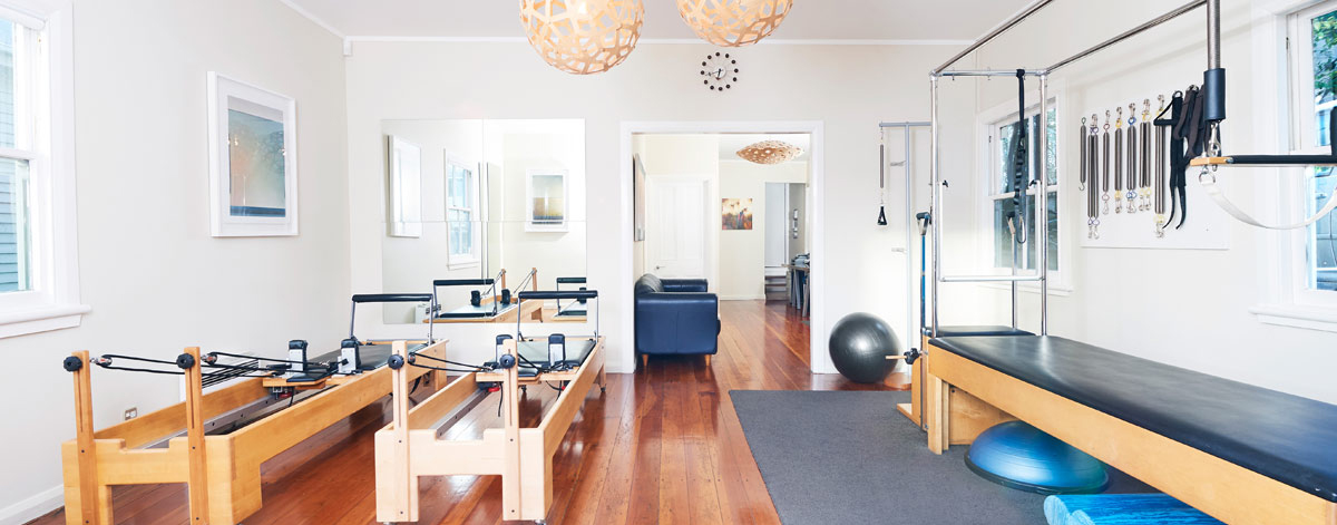 Pilates Mat Classes Room