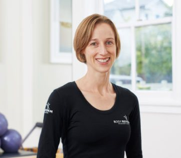 West Auckland Physiotherapist Catherine Gambaro Body Reform Instructor
