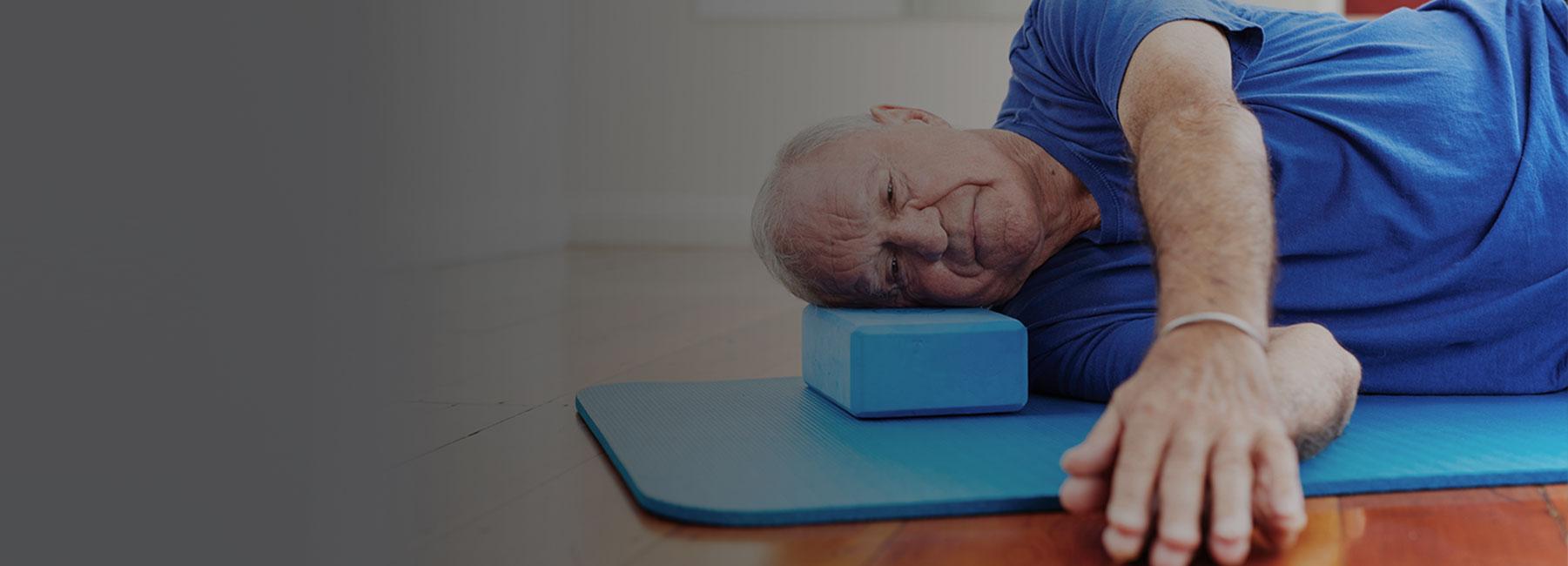 Body Reform Auckland Physio for Elderly Banner 2018