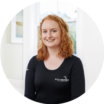 Maria Keane Physiotherapist and Clinical Pilates Instructor