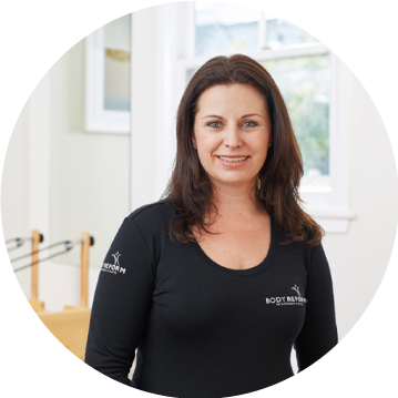 Sarah Talyancich Physiotherapist and Clinical Pilates Instructor